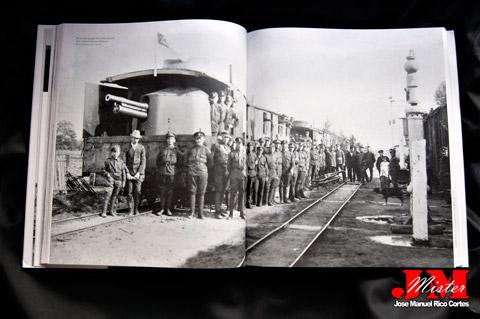 """Armoured Trains. An Illustrated Encyclopaedia 1826-2016"" (Trenes blindados. Enciclopedia ilustrada 1826-2016)"