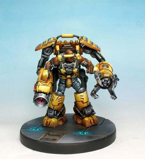 Miniaturas JM » Wargame Fantastico » El Portador de Malas