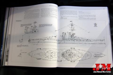 """British Battleships 1919-1945"" (Acorazados Británicos 1919-1945)"