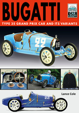 CarCraft 01 - Bugatti Type 35 Grand Prix Car and its Variants