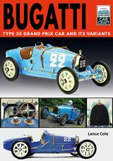 CarCraft 01 - Bugatti Type 35 Grand Prix Car and its Variants
