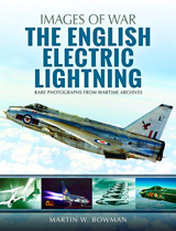 """The English Electric Lightning"" (El Relámpago Eléctrico Inglés)."