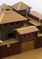 Proyecto Fuerte de la Milicia Británica Modular - Escala 28mm