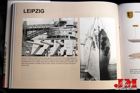 """German Naval Camouflage Vol. I: 1939-41"" (Camuflaje Naval Alemán Vol. I: 1939-41)"