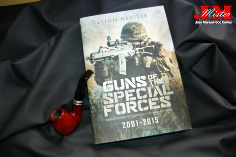 """Guns of the Special Forces 2001 – 2015"" (Las armas de las Fuerzas Especiales 2001-2015)"