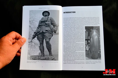 """Sheffield - Military Legacy"" (El legado militar de Sheffield)"