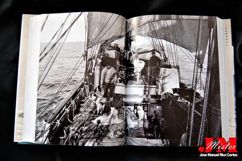 """""""Ordeal By Ice: Ships of the Antarctic"""" (Experiencias por el hielo. Barcos de la Antártida)"""