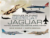 """Profiles of Flight: SEPECAT Jaguar"" (Perfiles de vuelo - SEPECAT Jaguar)"