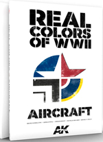"""Real Colors of WWII for Aircraft"" (Colores reales para Aeronaves de la Segunda Guerra Mundial)"