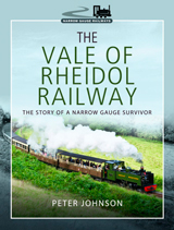 """The Vale of Rheidol Railway. The Story of a Narrow Gauge Survivor"" (Ferrocarril del Valle de Rheidol. La historia de un superviviente de vía estrecha)"