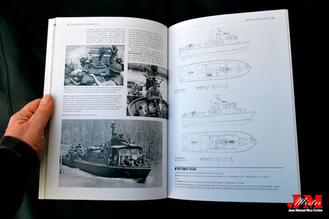 """ShipCraft 26. Riverine Craft of the Vietnam Wars"" (ShipCraft 26. Artesanía fluvial de las guerras de Vietnam)"