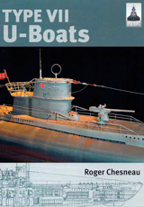 Shipcraft 04 - Type VII U-Boats