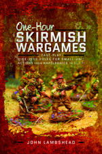 """One-hour Skirmish Wargames""(Wargames de escaramuza de una hora)"