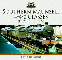 """Southern Maunsell 4-4-0 Classes (L, D1, E1, L1 and V)"""