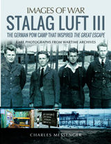 """Stalag Luft III. The German POW Camp that Inspired The Great Escape"" (Stalag Luft III. El campamento alemán de prisioneros de guerra que inspiró a The Great Escape)."
