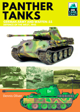 """TankCraft 18 - Panther Tanks. Germany Army and Waffen-SS"" (TankCraft 18 - Tanques Pantera. Ejército Alemán y Waffen-SS)"