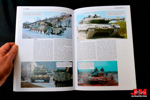 TankCraft 28 - Leopard 2 (Primera línea de defensa de la OTAN, 1979-2020)