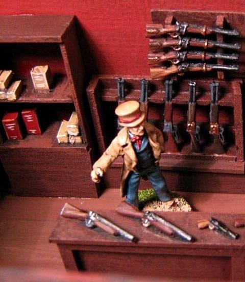 Miniaturas JM » Obras Maestras - Dioramas