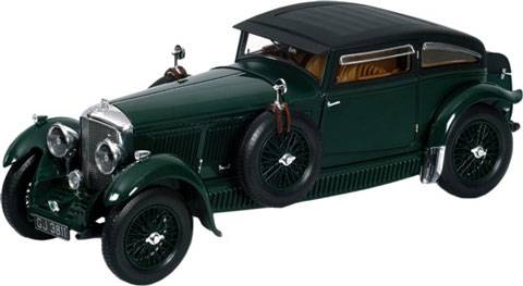 Bentley ( Blue Train Special ) - Escala 1/18