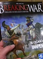 Revista BreakingWar nº 11 - El Ocaso del Imperio