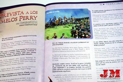 Revista BreakingWar nº 12 - Crisis en la Republica.