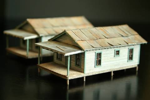 Miniaturas jm taller de escenografia construccion de for Hacer planos a escala