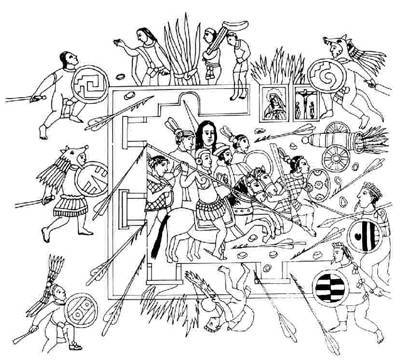 Miniaturas Jm Monografias Historicas Hernan Cortes Y La
