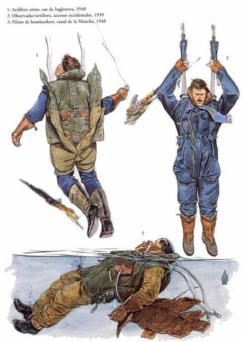 Uniformes de la segunda guerra mundial taringa - Como son los ingleses ...
