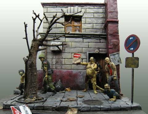 Miniaturas JM » Obras Maestras - Figuras » Resident Evil 6 ...